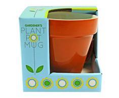 Unbekannt Gift Republic Kaffeebecher Blumentopf