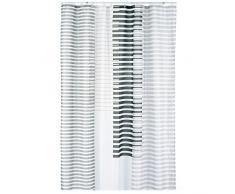 Kela Lamita Vorhang für die Dusche, Polyester, Beige, 180x 200cm