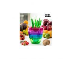 Appetitissime Küchenutensilien stapelbar Multi Tool Fruit Cook