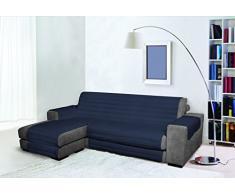 Trendy Sofabezug mit Penisel 190 cm dunkelblau