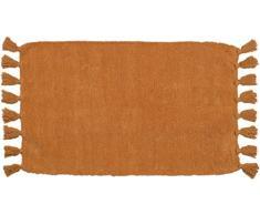 Jute & Co. Teppich Baumwolle Rio 60x140 cm orange