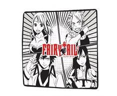 Great Eastern Entertainment Fairy Tail Gruppe Überwurf Decke, Baumwolle, Mehrfarbig