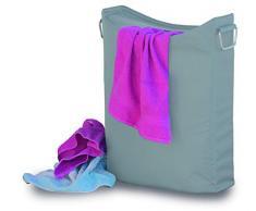 Moderner Wäschekorb, Wäschetonne, Wäschesammler, Multifunktionstasche