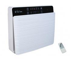 Purline Luftreiniger, LED Touchscreen, energiesparend, Weiß