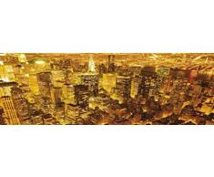 1art1 New York - Golden II Tür-Poster 158 x 53 cm