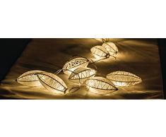 HQ Lichterkette Wassertropfen 10 LED HQLEDSLWTRDR