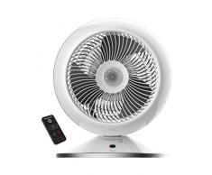 Rowenta HQ7112 Air Force Hot & Cool, 2in1 Ventilator und Heizlüfter, leise, 2600W, Standventilator, Umfassende Luftbewegung