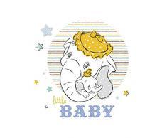 Disney Wandbild von Komar | Dumbo Little Baby | Kinderzimmer, Babyzimmer, Dekoration, Kunstdruck | Größe 40x50cm (Breite x Höhe) | ohne Rahmen | WB028-40x50