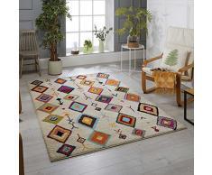 Oriental Weavers Teppich, elfenbeinfarben, 120 x 170 cm