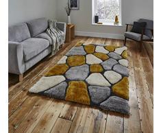 Think Rugs Teppich, Mehrfarbig, 120 x 170 cm