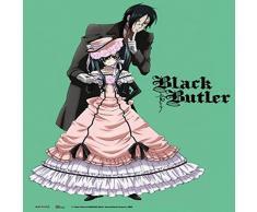Unbekannt Great Eastern Entertainment Black Butler Sebastian und Ciel Wall Scroll, 33 von Blumenkasten