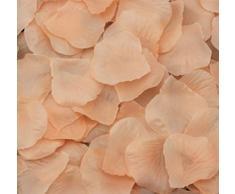 Rebecca Online Plastikbeutel Seide Rosenblätter Künstliche Blumen Hochzeit Party Vase Decor Bridal Dusche Favor Aufsteller Konfetti champagne-39