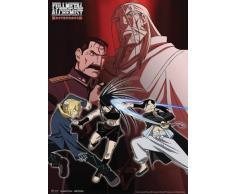 Unbekannt Great Eastern Entertainment Full Metal Alchemist Brotherhood Ed und Ling VS. Envy Wall Scroll, 33 von Blumenkasten