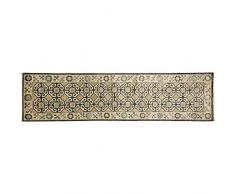 Solo Rugs Khotan Karpathischer Teppich, handgeknotet One of a Kind Handgeknüpfter Läufer Teppich 2 5 x 9 9 beige