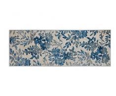 VCNY Home FLA-RUN-2160-HO-GREYB Läufer, grau/blau, 21x60
