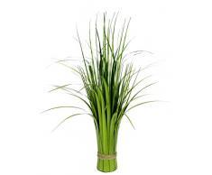 Künstlicher Gras Bund stehend, Stehgras, Grasbündel, Kunstpflanze, künstliches Dekogras, Kunstgras, künstliche Pflanzen, Ziergras, Grasbusch, Grasbüschel, Deko, Grasarrangement, Gräser, Schilf-Gras