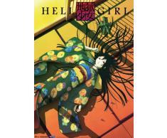 Unbekannt Great Eastern Entertainment Hölle Mädchen festgelegt Wall Scroll, 33 von Blumenkasten