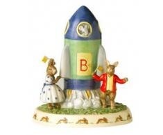 Royal Doulton Shooting for The Stars Bank, Classic Collection
