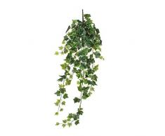 Mica decorations 1026609 Efeu Haengend - L86 cm Kunstpflanze, Polyester, Bunt, grün, 86 x 25 x 25 cm