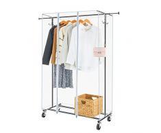 Greenstell Robuster Kleiderständer, Chrom Standard Size