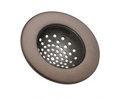 InterDesign Axis Küchenrollenhalter für Küchenutensilien, bronzefarben, Bronze, 0