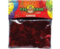 Axiom International rot Herzen Konfetti, 0.5-Ounce, 1er Pack