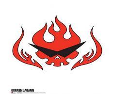 Great Eastern Entertainment Gurren Lagann Dai Gurren Wall Scroll, 33 von Blumenkasten