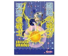Unbekannt Great Eastern Entertainment Sailormoon S Sailor Uranus Wall Scroll, 33 von Blumenkasten