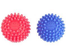 Küchenprofi Trockner-Bälle Dryerballs 2 teilig für Wäsche-Trockner
