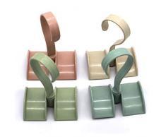 ZLMC Handtuchhalter für Badezimmer, Kleiderschrank, Kleiderschrank, Kleiderschrank, Kleiderständer, Kleiderhaken, 4 Stück