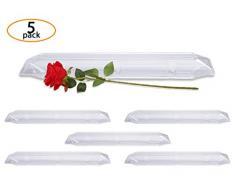 Curtis Wagner Plastics Korp. Blumenkasten Large Single Rose Box