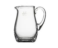Schott Zwiesel 460214 BISTRO Krug, Kristallglas, 200 milliliters