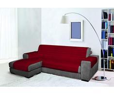 Trendy Sofabezug mit Penisel 240 cm Bordeaux