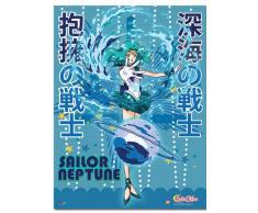 Unbekannt Great Eastern Entertainment Sailormoon Sailor Neptune Wall Scroll, 33 von Blumenkasten