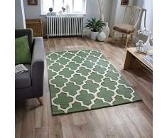 Oriental Weavers Teppich, grün, 120 x 170 cm