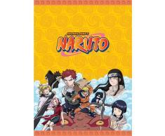 Great Eastern Entertainment Naruto Gruppe Wall Scroll, 33 von Blumenkasten