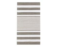Vallila CM000922-01 Kauhava Läufer, striped, Baumwolle, mehrfarbig, 80 x 150 cm