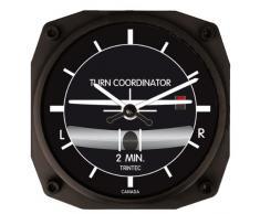 Trintec Serie 2066 NV Aircraft 2 Min Drehen und Bank Instrument Uhr 6,5