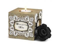 Modeles Pavillon Gift Blessings Teelichthalter