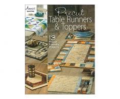 Annies vorgeschnittenen Tisch Läufer und Topper