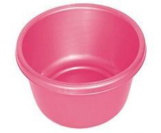 YBM Home 1148-pink rund Kunststoff Waschbecken