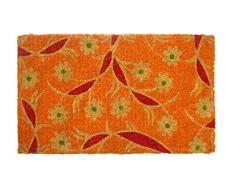 Dintex Imperial Botanic Fußmatte aus Kokosfaser, 45 x 75 cm, mehrfarbig