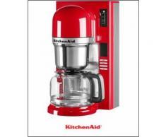 KITCHENAID Filterkaffeemaschine 5KCM0802EER, 1,18l Kaffeekanne , Rot