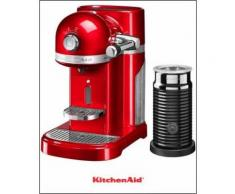 KITCHENAID Kapselmaschine NESPRESSO Artisan 5KES0504EER , Rot