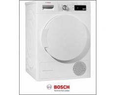 BOSCH Kondenstrockner Serie 8 WTW845W0, A+++, 8 kg, Weiß