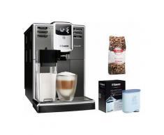 Kaffeevollautomat HD8918/41 Incanto, Scheibenmahlwerk SAECO grau