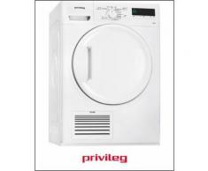 PRIVILEG Wäschetrockner PWC 72B, B, 7 kg, Weiß