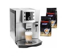 De'Longhi Kaffeevollautomat Perfecta ESAM 5400, Kegelmahlwerk , DELONGHI Silber