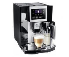 DELONGHI De'Longhi Kaffeevollautomat ESAM 5708.B, Kegelmahlwerk , Schwarz
