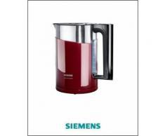Wasserkocher »Sensor for Senses«, 1,5 Liter, 2400 Watt, SIEMENS Rot